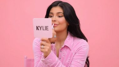 Kylie Jenner Shares How Temporary Lip Fillers Helped Her to Overcome Deepest Insecurities (Watch Video)