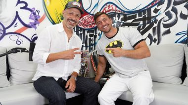Jibber With Jaber & Maz Jobrani Collaborates to Create an Episode Together