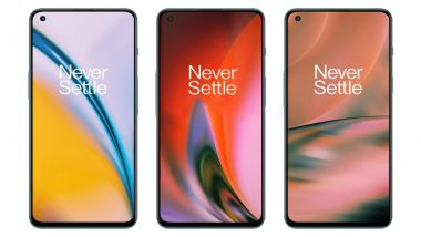 OnePlus Nord 2 Smartphone's Design Renders Emerge Online Ahead of Launch: Report