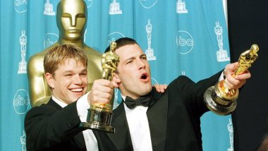 Matt Damon Reveals Why Daughter Refuses to Watch His and Ben Affleck's Oscar-Winning Film Good Will Hunting