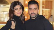 Raj Kundra Porn Case: Businessman's Bail Plea Rejected by Bombay High Court, Sent to 14 Days of Judicial Custody