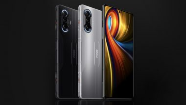 Poco F3 GT With MediaTek Dimensity 1200 SoC Launched in India at Rs 26,999; Takes on OnePlus Nord 2