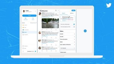 Twitter Announces Improved Version of TweetDeck; Reportedly Testing New Features in the US, Canada & Australia