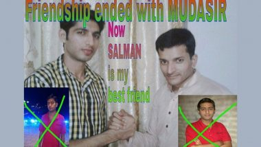 World Friendship Day 2021: 'Friendship Ended with Mudasir', Pakistani Meme Gets Selected For NFT Auction