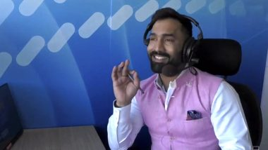 Dinesh Karthik Apologises for His 'Bats Are Like Neighbour's Wife' Remark During Commentary, Says 'Got a Lot of Stick From Mom and Wife'