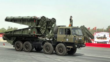 Indian Army Inducts 10 Metres Short Span Bridge, Designed and Developed by DRDO