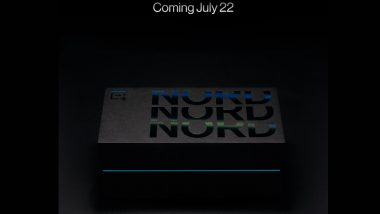 OnePlus Nord 2 5G Smartphone India Launch Confirmed on July 22, 2021; Expected Prices, Features & Specifications