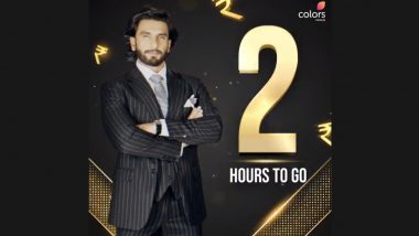 Ranveer Singh To Debut On Television With The Big Picture; A Surprise Reveal Is Expected At 6:45 PM