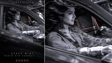 Sunny Leone Resumes Shooting of Her South Indian Film 'Shero', Shares New Poster!