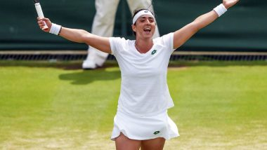 Wimbledon 2021: Ons Jabeur Becomes First Arab Woman To Reach Quarter-Finals in Competition's History