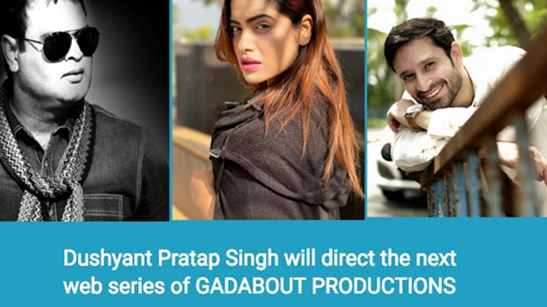 Dushyant Pratap Singh Will Direct The Subsequent Net Sequence of GADABOUT PRODUCTIONS   🎥 LatestLY