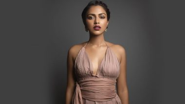 Amala Paul: Working on Separating Private Life From Work Life