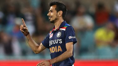 Yuzvendra Chahal Could Achieve This Record Against Sri Lanka in Second T20I
