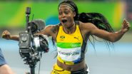 Elaine Thompson-Herah Wins Gold in Women's 100m Race, Sets New Olympic Record