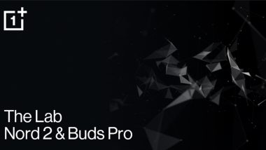 OnePlus Buds Pro India Launch Confirmed Alongside OnePlus Nord 2 5G on July 22, 2021
