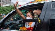 Mirabai Chanu Reacts After Being Given Warm Welcome Upon Return to Home State Manipur, Check Post