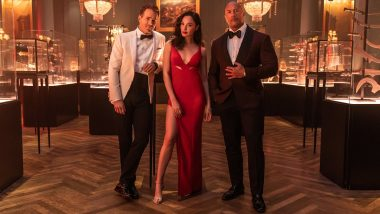 Red Notice: Dwayne Johnson, Gal Gadot And Ryan Reynolds' Movie To Premiere On Netflix On November 12 (View Pic)