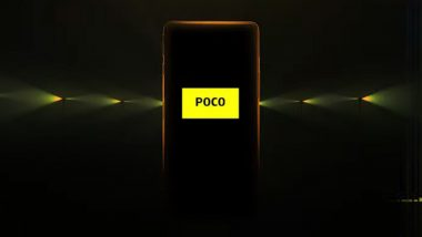 Poco F3 GT Officially Teased in India, Likely To Be Launched Soon