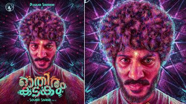 Othiram Kadakam: Dulquer Salmaan Is Channelling the Birthday Vibe in the First Look Poster of His New Film (View Pic)