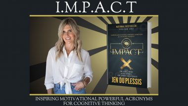 T.H.I.N., Rich, & Happy Author Karolina Hobson, Featured in Latest Book -  I.M.P.A.C.T.