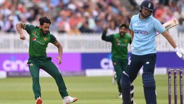 England vs Pakistan 3rd ODI Live Streaming Online on SonyLiv: Get ENG vs PAK Cricket Match Free TV Channel and Live Telecast Details On PTV Sports