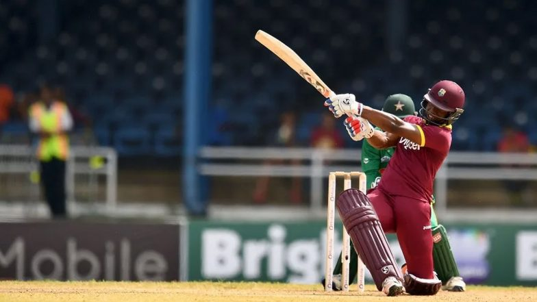 West Indies vs Pakistan 2nd T20I Live Streaming Online on FanCode: Get WI vs PAK Cricket Match Free TV Channel and Live Telecast Details On PTV Sports