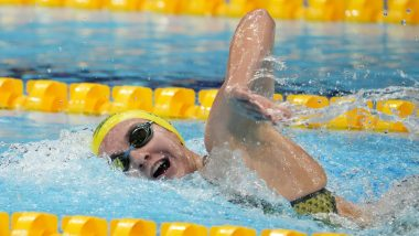 F*** Yeah: Australian Swimmer Kaylee McKeown Reacts in Unique Manner After Olympic Gold Medal Win