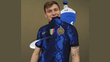 Inter Milan Reveal New Home Kit for 2021–22 Season, Check Post