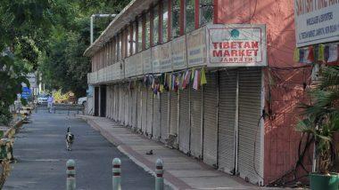 Delhi: DDMA Shuts Janpath Market for COVID-19 Protocols' Violation