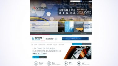 Strategic Partner Of CWIEME Berlin Holds Inner Mongolia Rare-Earth Industry Online Show In China This Month