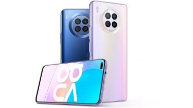 Huawei Nova 8i With Quad Rear Cameras Launched; Check Price, Features & Specifications