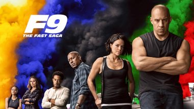 Vin Diesel's Fast and Furious 9 Full Movie in HD Leaked on Torrent Sites