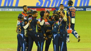 Stat Highlights of Sri Lanka's Seven Wicket Win Over India in Third T20I