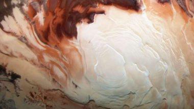 'Lakes' Under Mars South Pole May Not Be Real