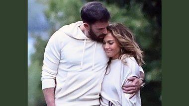 Jennifer Lopez And Ben Affleck Enjoy Family Trip with Kids at Universal Studios