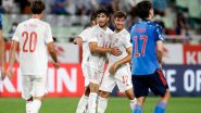 Australia vs Spain, Tokyo Olympics 2020 Live Streaming Online On SonyLIV: TV Channel Broadcasting Men's Football Tournament At Summer Games And Free Live Telecast Details