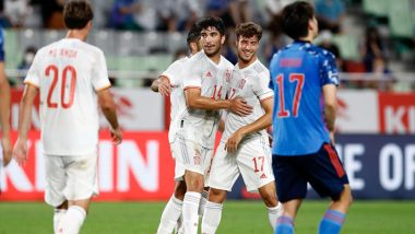 Tokyo Olympics 2020: Spain Held to 0–0 by Egypt With 6 Players From Euro 2020