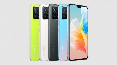 Vivo S10, Vivo S10 Pro Smartphones With Dual Selfie Cameras Launched; Prices, Features & Specifications