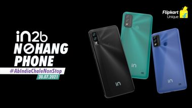 Micromax IN 2b India Launch on July 30, 2021