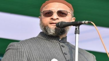 India News | If Indians Have Same DNA, then Why Keeping Count: Owaisi Asks RSS Chief Bhagwat