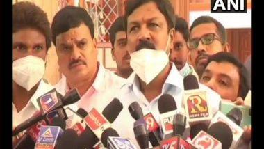 Karnataka Sex Tape Case: SIT Submits Report Involving Former Minister Ramesh Jarkiholi to Karnataka High Court
