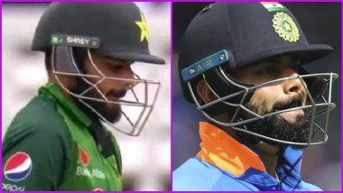 Pakistan's New Batsman Saud Shakeel is a Virat Kohli Lookalike, At Least Twitterati Feel So!