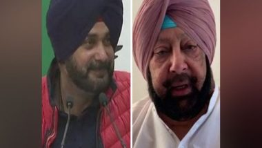 India News | Amarinder Singh to Attend Function to Install Sidhu as Punjab Congress Chief