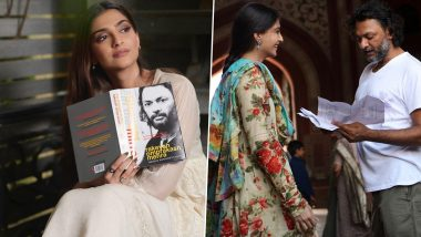 Sonam Kapoor Reveals First Look of Filmmaker Rakeysh Omprakash Mehra's Autobiography; To Be Out on July 27!