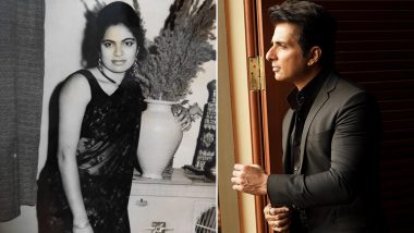 Sonu Sood Pens Emotional Note Remembering Late Mother on Her Birth Anniversary