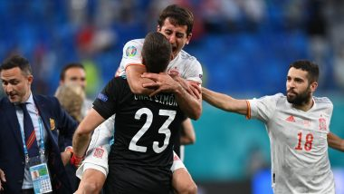 Spain Beat Switzerland 3-1 on Penalties in Quarterfinal Round of Euro 2020