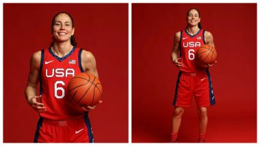 Sue Bird Named Flag Bearer for USA For Tokyo Olympics 2020 Opening Ceremony 2020