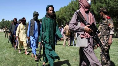 World News   Taliban Claims Control of 90 Pc of Afghan Border