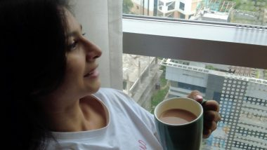 For Tanisha Mukerji Tea-Time Is Always a Good Time (See Pics)