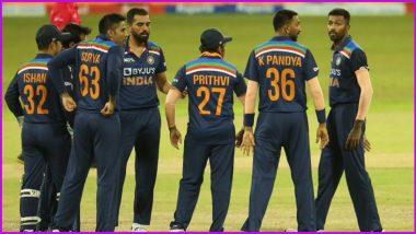 India vs Sri Lanka 1st T20I Stat Highlights